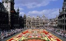 Брюссель. Гранд-Пляс.