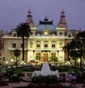 Монако. Монте Карло. Казино