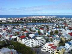 Исландия. Рейкьявик.