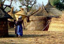 Буркина-Фасо.