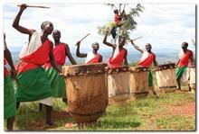 Бурунди.