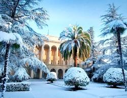Туры в Абхазию в декабре