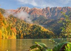 Туры в Абхазию в октябре