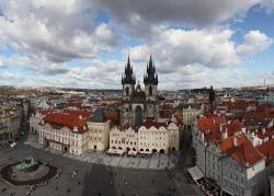 Тур в Чехию в январе