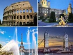 Поиск туров в Европу