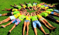Детский отдых на летние каникулы