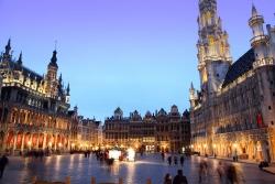 Экскурсионные туры в Брюссель
