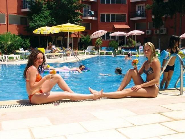 Отель Asdem Park Hotel 4* в Кемере (Турция), отзывы об